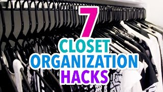 7 Tips & Tricks For Closet Organization - Hgtv Handmade
