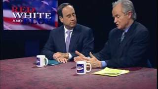 "RED, WHITE AND BLUE AfterShow: ""Greg Abbott, Texas Attorney General"""
