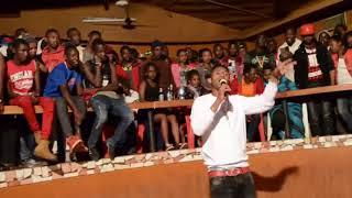 Sam wa ukweli show yake ya mwisho karatu