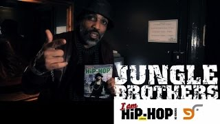 JUNGLE BROTHERS - I AM HIP HOP MAGAZINE