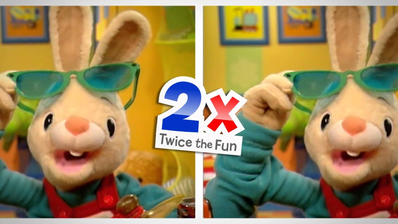 baby first twice the fun harry the bunny babyfirst tv youtube