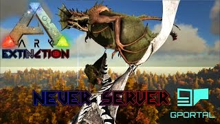 Ark Extinction – Neues Event auf neuen Server von G-Portal ◈ Gameplay German Deutsch