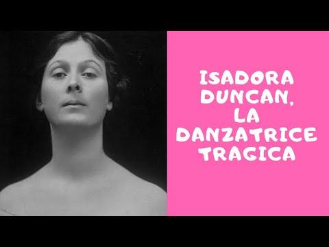 Isadora Duncan, La Danzatrice Tragica