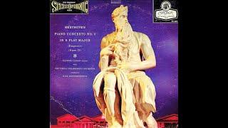 """· Concierto para piano n.º 5, Opus 73 · """"Emperador"""" · Adagio un poco mosso · Beethoven ·"""
