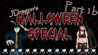 Halloween Special 2018 - 01b - Helmet Boy and Miss Boobaloo's!
