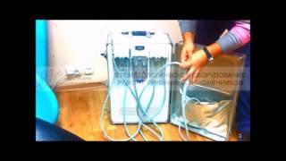 Стоматологическая установка портативная P 24, стоматологическая установка переносная, P 24(, 2015-11-28T20:50:31.000Z)