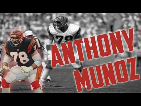 ANTHONY MUNOZ 97 OVERALL - MUT 16 PLAYER REVIEW