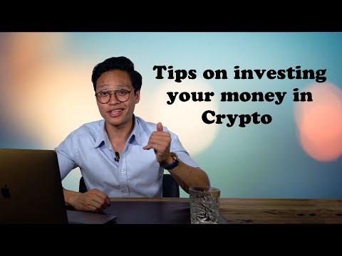 3 Super tips on investing your money in cryptocurrency
