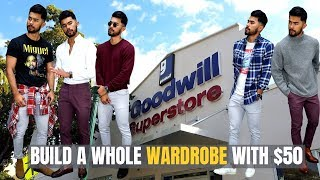 30 Stylish Outfits For ONLY $50 TOTAL!! | How To Build An ENTiRE Wardrobe For Under $50!