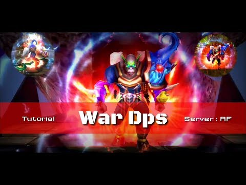 ORDER AND CHAOS - Tutorial War Dps