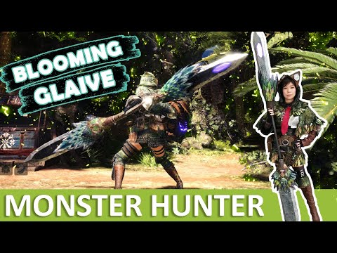 Cosplay Prop Build | Insect Glaive from Monster Hunter: WORLD