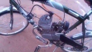 обзор на  велосипед с мотором(обзор на велосипед с мотором!Пишите свои комментарии по поводу наших обзоров,так как мы только начинаем..., 2015-07-13T12:17:18.000Z)