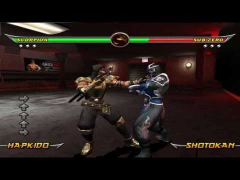 Mortal Kombat Armageddon PC Mediafire