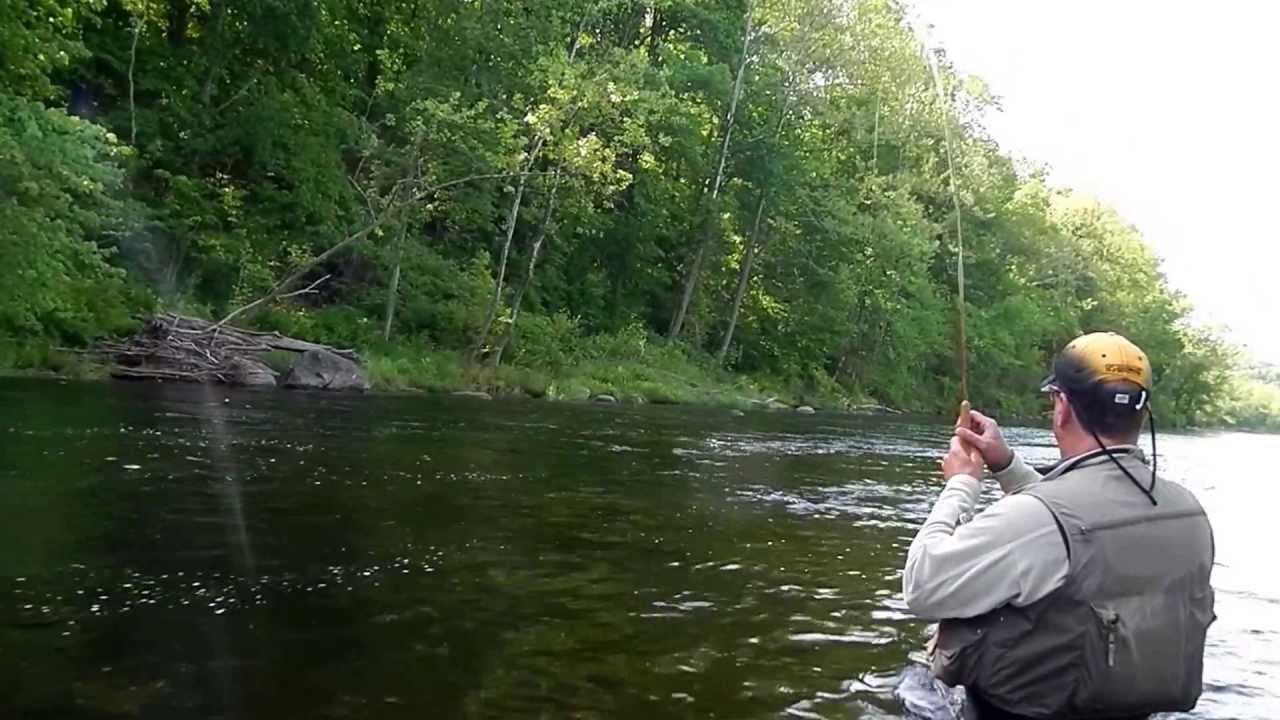 Fly fishing the farmington river may 2013 youtube for Farmington river fishing