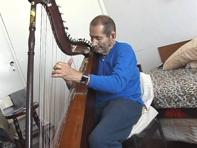 Jo Sales - Harpista - Interpreta uma Guarania Vídeos De Viagens