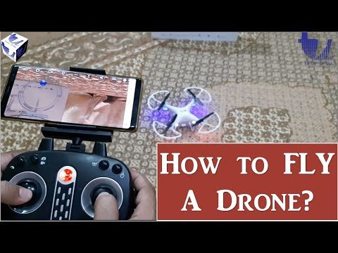 How to Fly a Drone? The Beginners Complete Guide [Urdu/Hindi/English Subtitles]