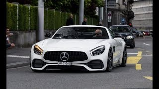 Mercedes-AMG Compilation 2017 - AMG GTS, AMG GTC, SLS, E63s, C63s, S63, CL63, CLS63