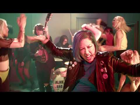 Alice Bag - Turn It Up (Official Video)