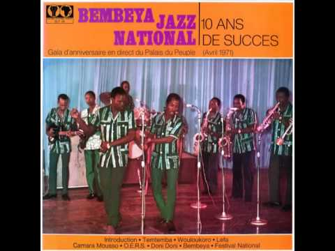 Lefa-Camara Mousso-Bembeya - Bembeya Jazz National 1971