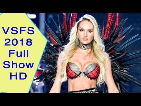 Victoria's Secrets Fashion Show 2018 Full HD