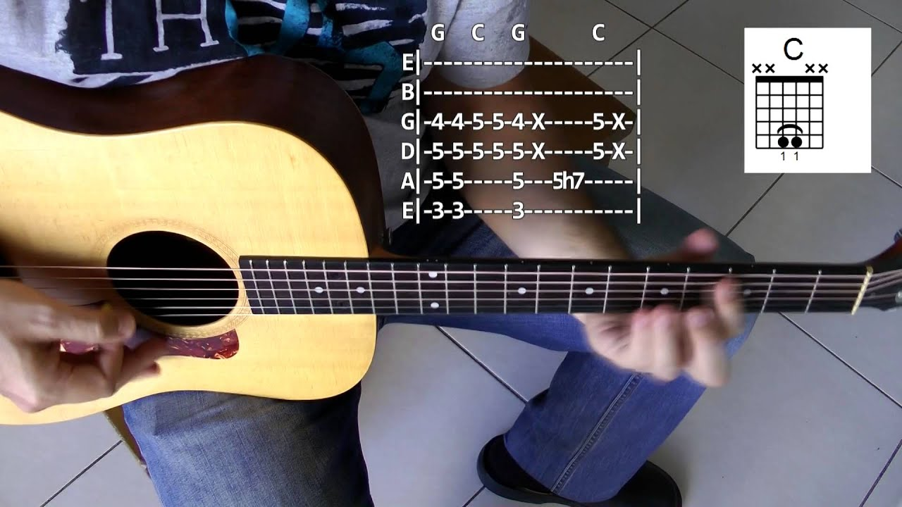 getting better guitar lesson tutorial cover tabs the beatles part 2 2 youtube. Black Bedroom Furniture Sets. Home Design Ideas