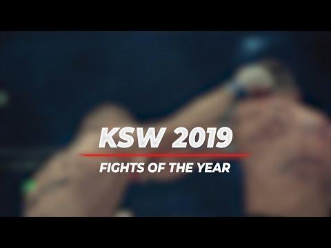 KSW 2019 Best - Najlepsze walki