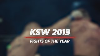 KSW 2019 Best - Fights of the Year