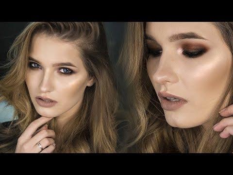 Смоки айс для нависшего века - #TANYAMAKEUP - Makeup Tutorial