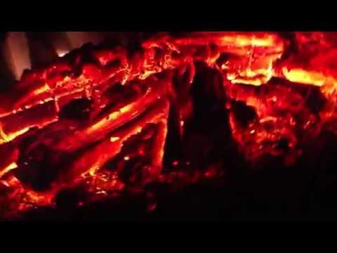 Fake fire - YouTube