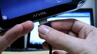 PS Vita's USB Cable, worst design ever?