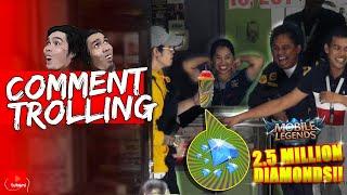 """Isanla Ang Slurpee sa Pawnshop""   Comment Trolling"