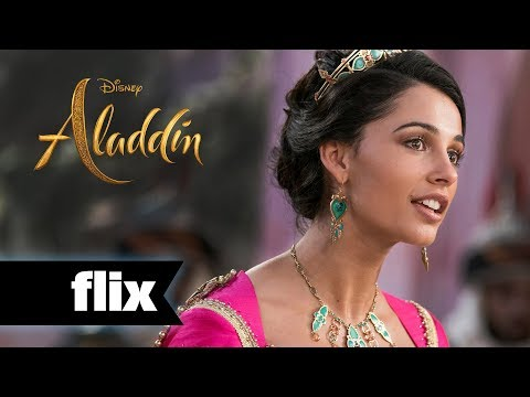 Aladdin - Jasmine's New Journey (2019)