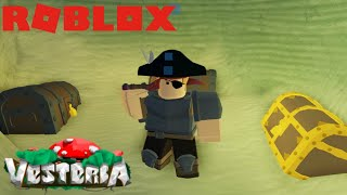 Roblox Vesteria cómo conseguir el sombrero pirata (ubicaciones de código)