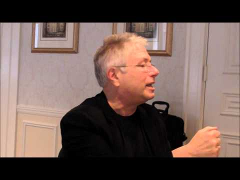 Little Shop of Horrors Round Table Interviews: Alan Menken and Frank Oz Part 2.