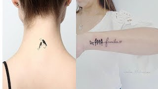 30 Unique Style Signature Tattoo Ideas For Girls 2017