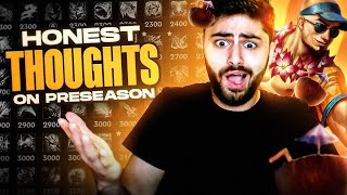Yassuo | MY HONEST THOUGHTS ON PRESEASON?! IS IT GOOD?