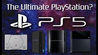 Sony Patent for Backwards Compatibility! Could PS5 play EVERY PlayStation?