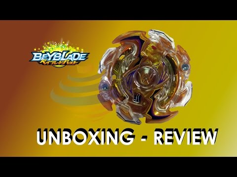 Beyblade Burst ベイブレードバースト B-00 WBBA Limited Wild Wyvern VO Gold Unboxing Giveaway Exp Jan 22nd 2017