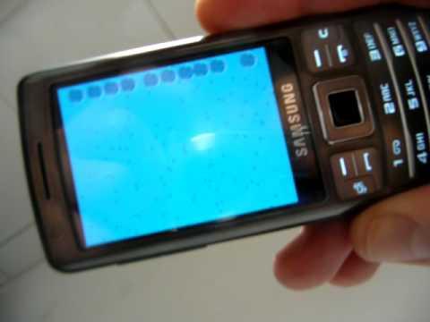 Samsung Accelerometer API