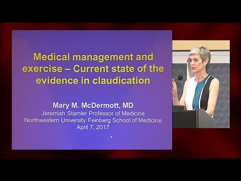 Medical Management and Exercise - Current State of the Evidence in Claudication