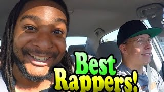 Best Rappers Alive? WRITTEN Car Cypher DISS Track
