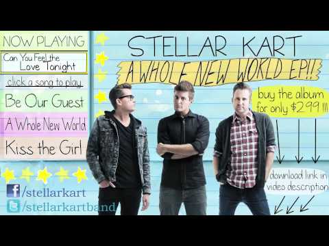 Can You Feel The Love Tonight (Lion King Rock Version) -- Stellar Kart