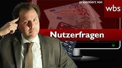 Rundfunkgebühren: (GEZ)-Befreiung bei Zweitwohnung? | Nutzerfragen Kanzlei WBS