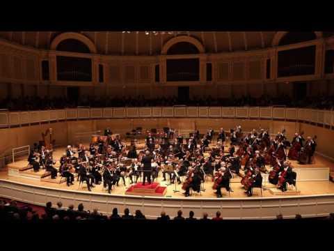 CSO Plays Dvořák Symphony No. 8