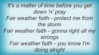 Watch Extreme Fair Weather Faith video