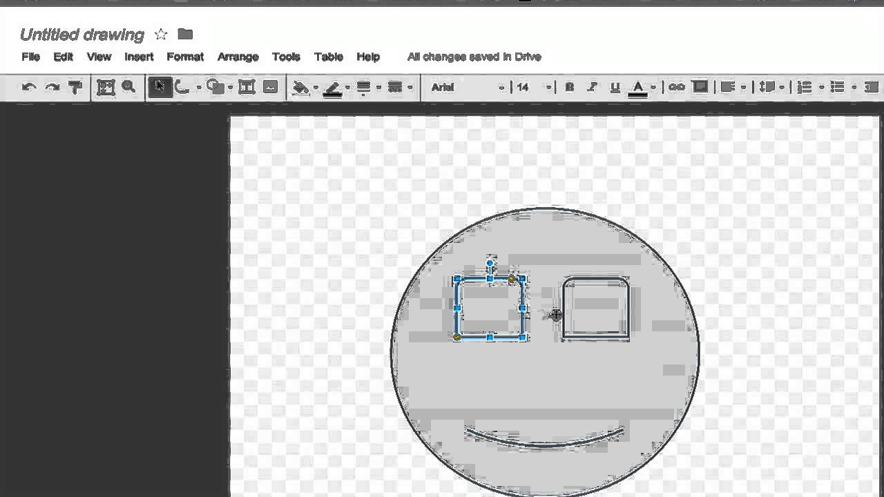 How To Freehand Draw With Google Docs : Google & Internet