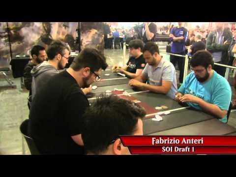 Day Two, Draft 1 - Grand Prix Barcelona