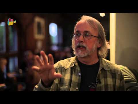Peter Lord Interview - Animation Director & Aardman Co-founder