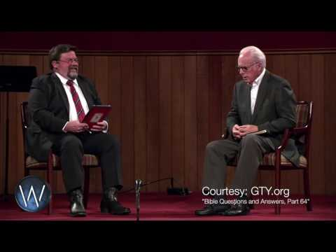 "Dr. John MacArthur cautions about preachers with ""new takes"" on the Bible."
