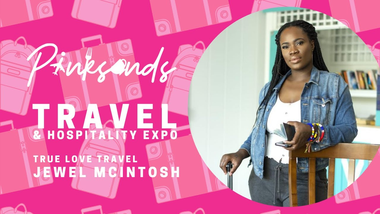Jewel McIntosh Tells Us About Her True Love...Travel